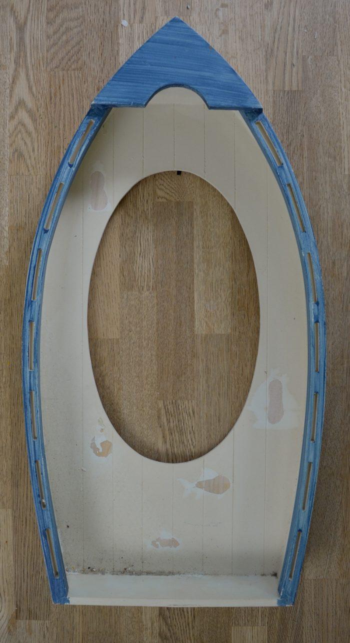 Easy DIY Sea Glass Mirror - beach themed decor 12