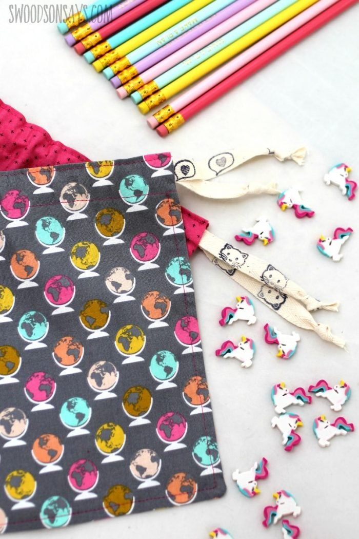 15+ Back to School Sewing Ideas 22