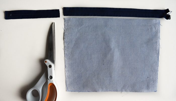 Sew a professional bag with this free messenger bag pattern 6