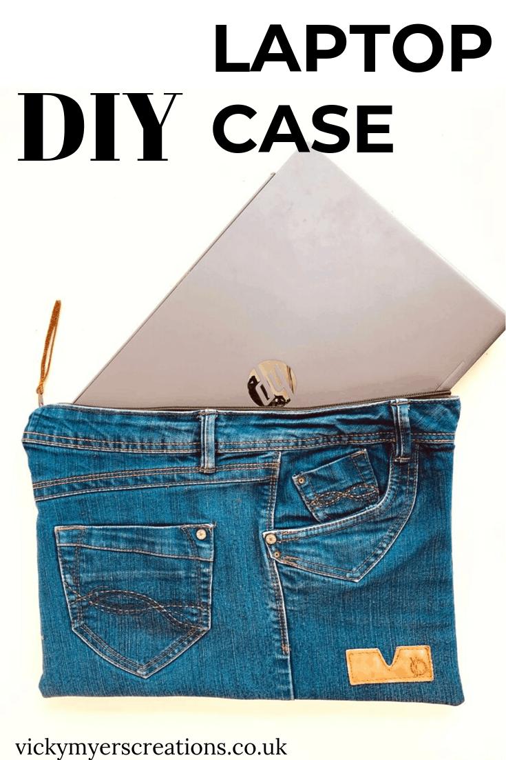 DIY Laptop Case 2