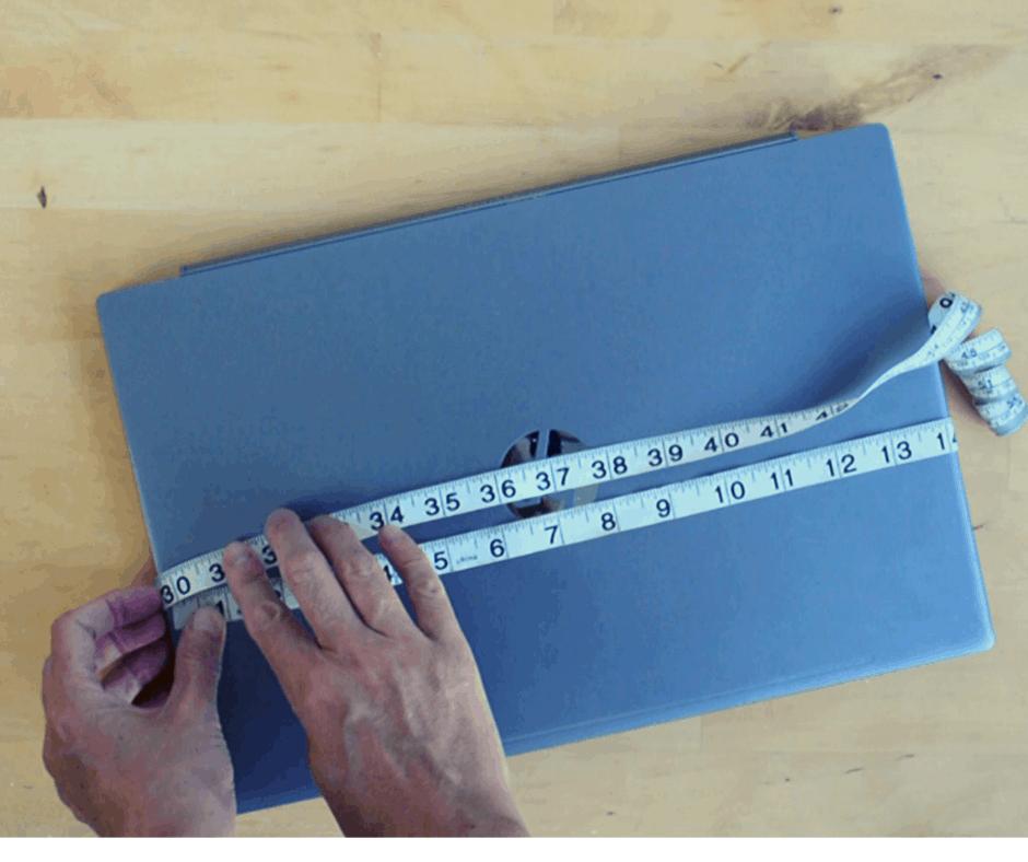 DIY Laptop Case 6