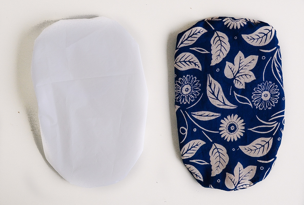 How to make an Ostomy Pouch Cover 22