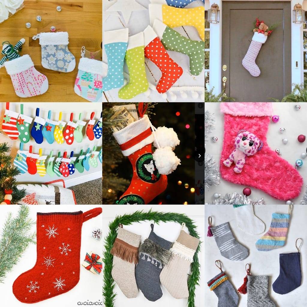 13+ FREE Stocking Patterns and Tutorials 72