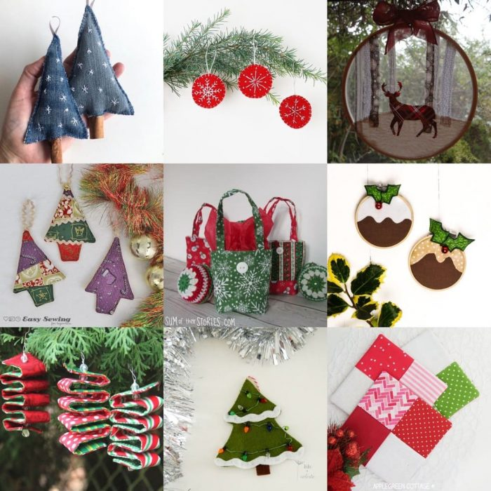 Quick and easy Christmas decorations 14