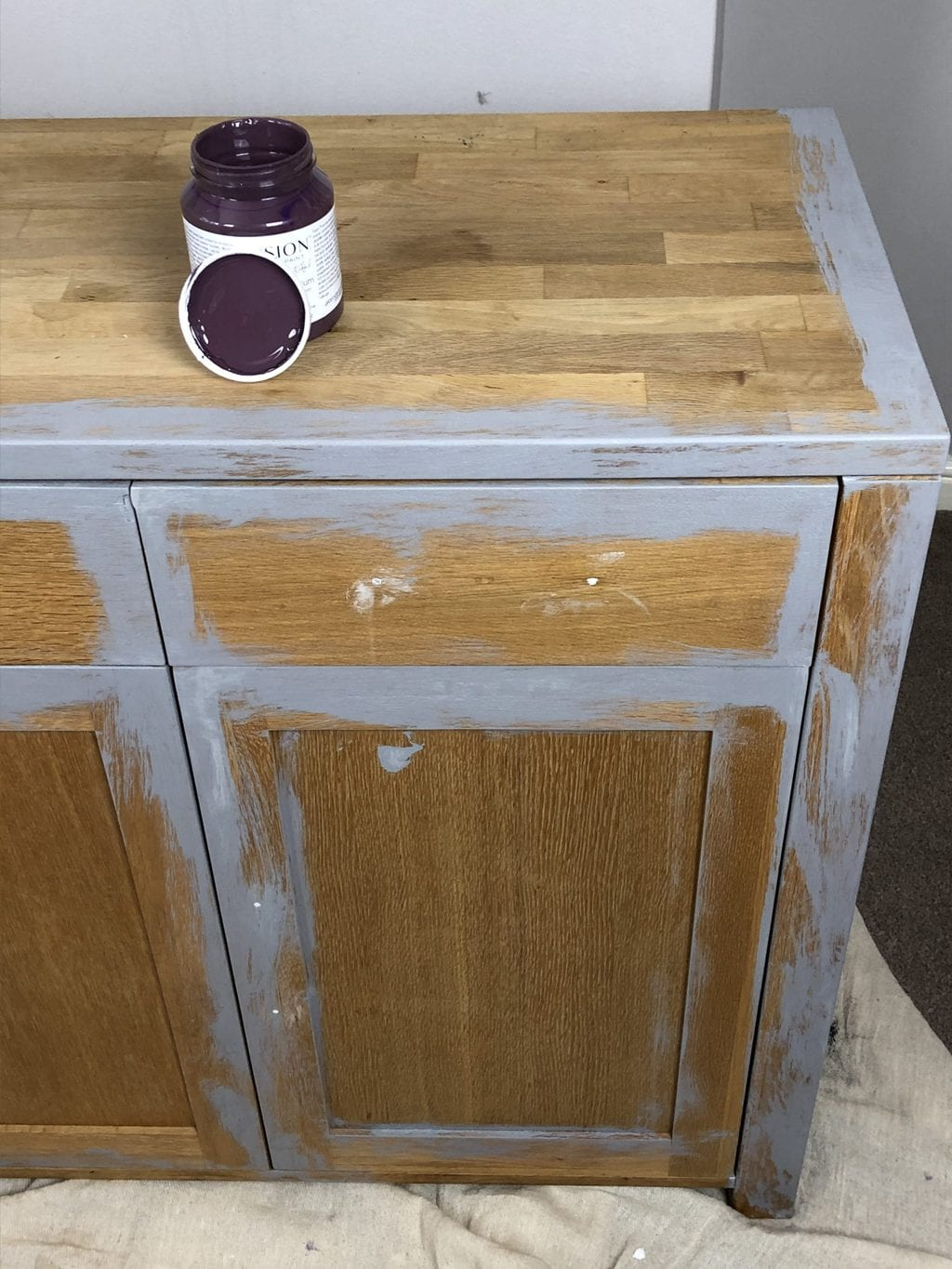 How to upcycle a sideboard 16
