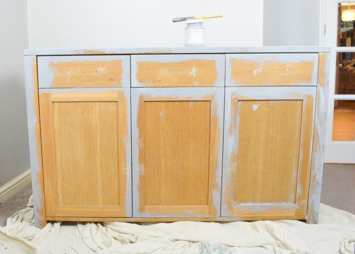 How to upcycle a sideboard 14