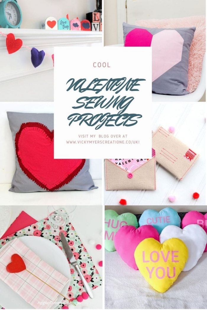 21 Fun Valentine Sewing Projects 2