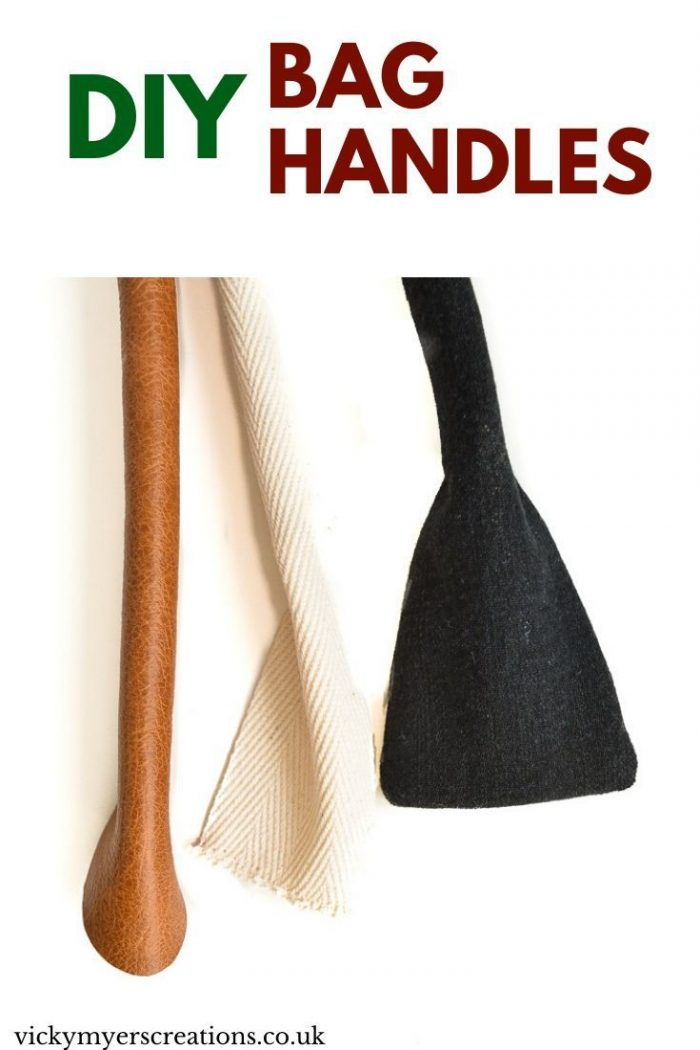 How to make padded and corded bag handles 4