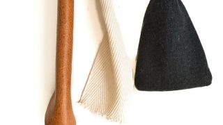 How to make padded and corded bag handles