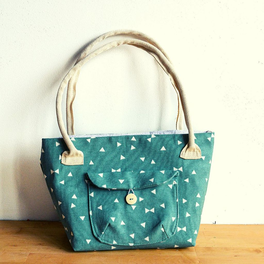 How to make a versatile project bag 8