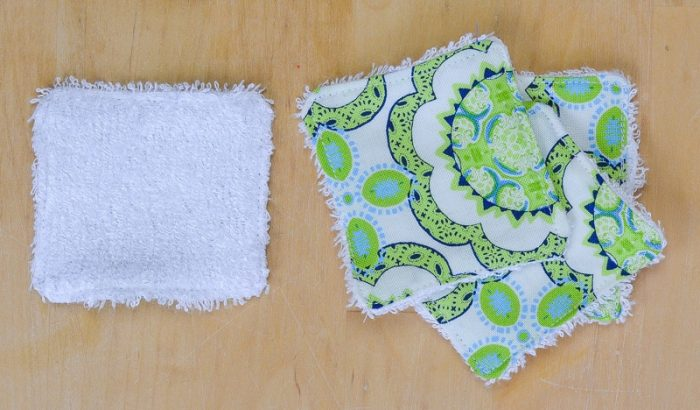 How to make reusable makeup remover pads, 4 Easy Steps 18