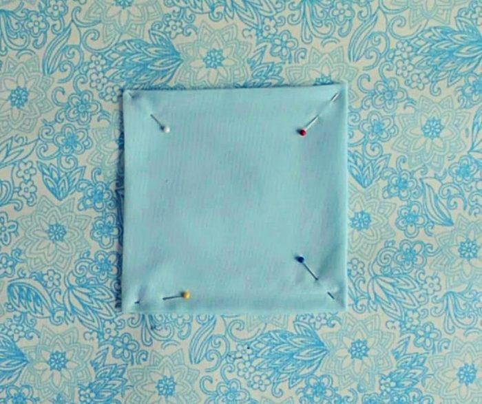 Reycled denim bags pattern 30