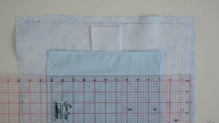Reycled denim bags pattern 32
