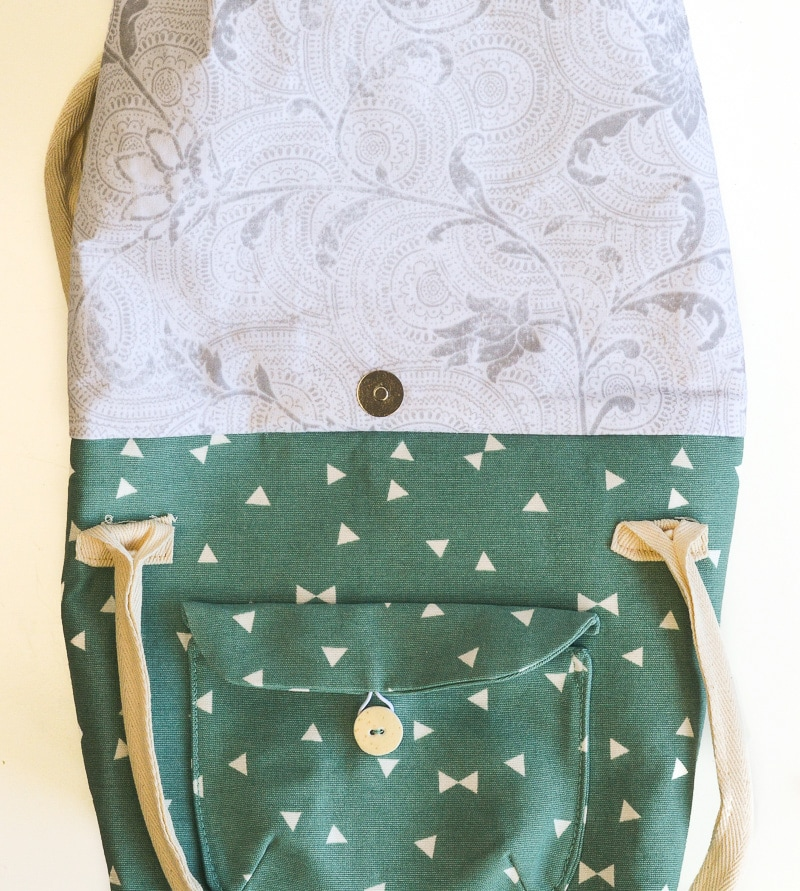 How to make a versatile project bag 64