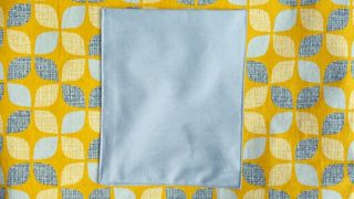 How to sew a slip pocket, perfect for any bag you are making