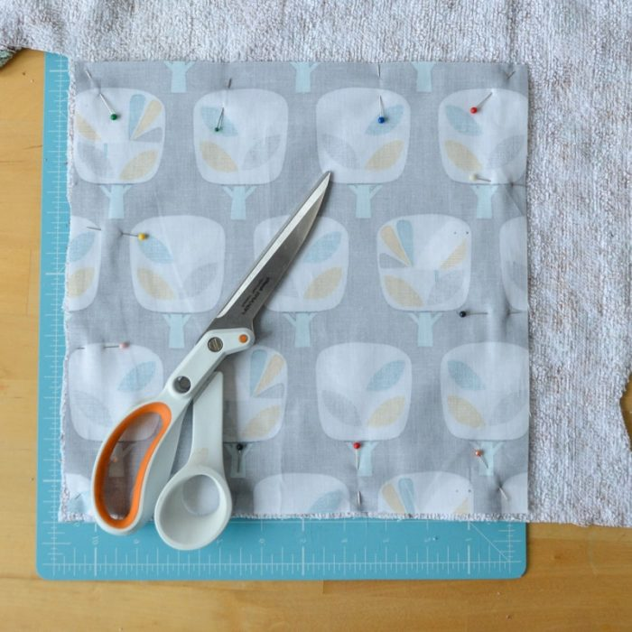 Unpaper towels DIY - totally reuseable! 6
