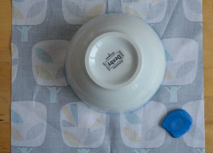 DIY fabric bowl covers 5