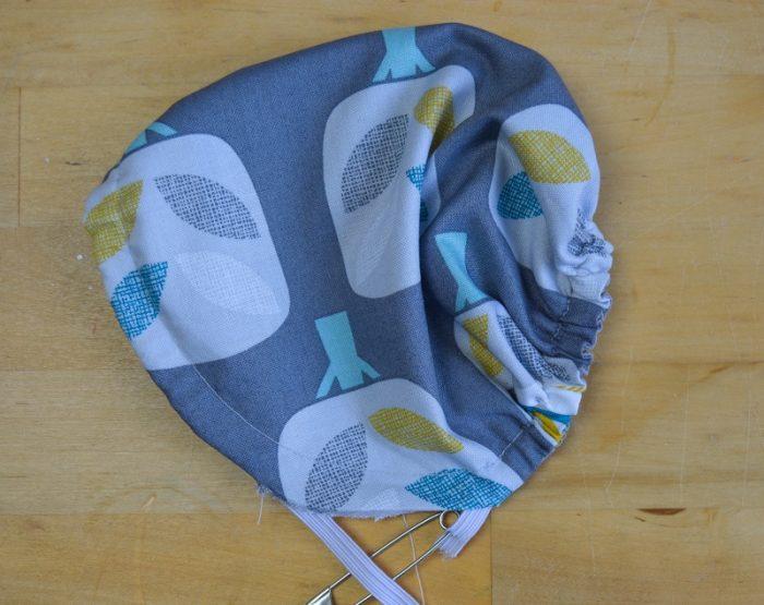 DIY fabric bowl covers 10