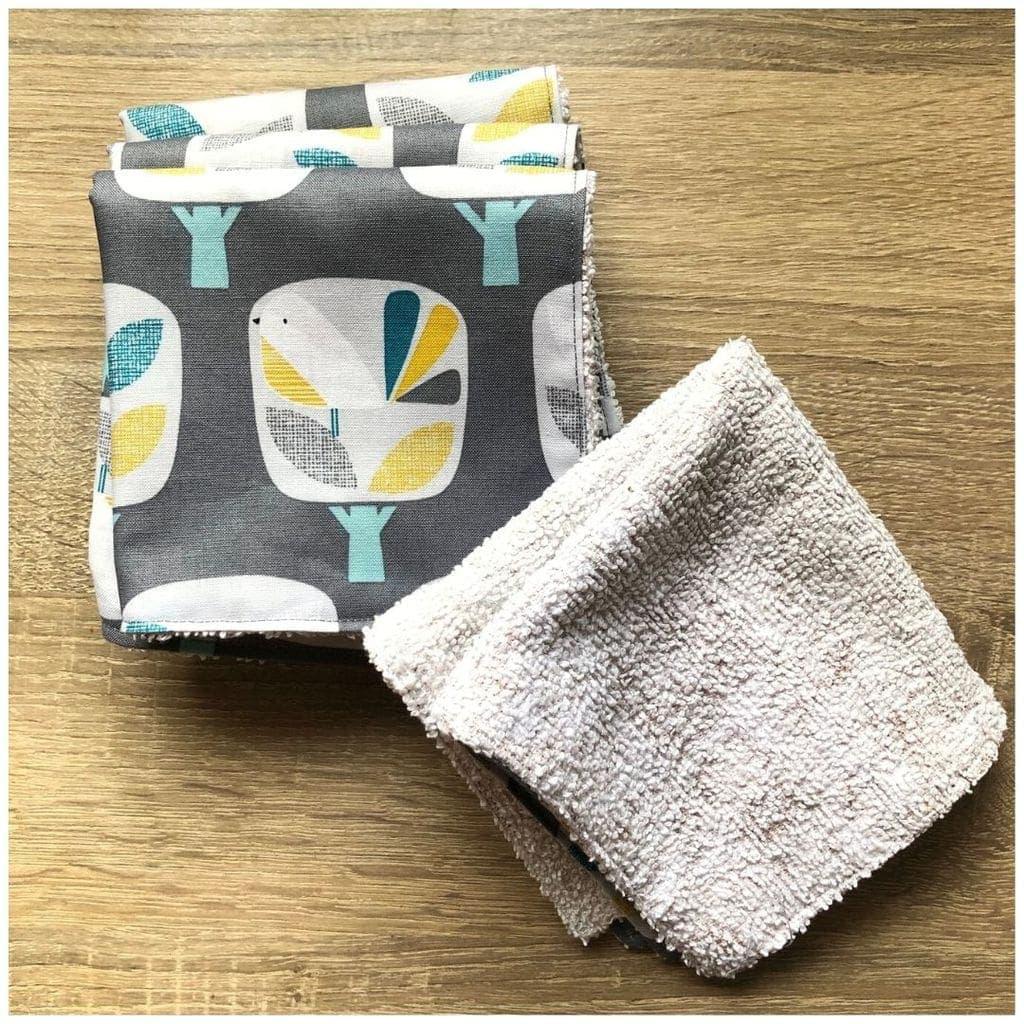 Unpaper towels DIY - totally reuseable! 32