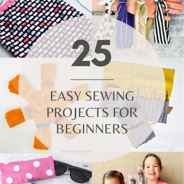 Fabulous sewing projects, perfect for beginners 42